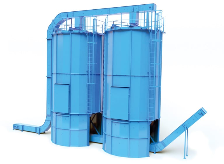 Silo and Delivery System
