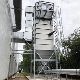 High Efficiency Filter Unit